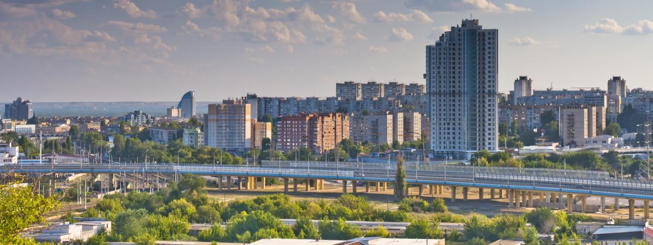 Private Jet Charter to Volgograd