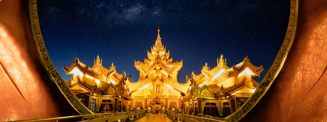 Private Jet Charter to Yangon