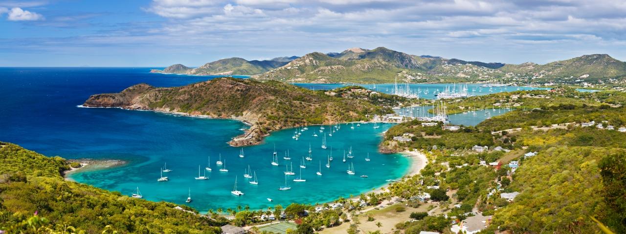 Private Jet Charter to Antigua & Barbuda