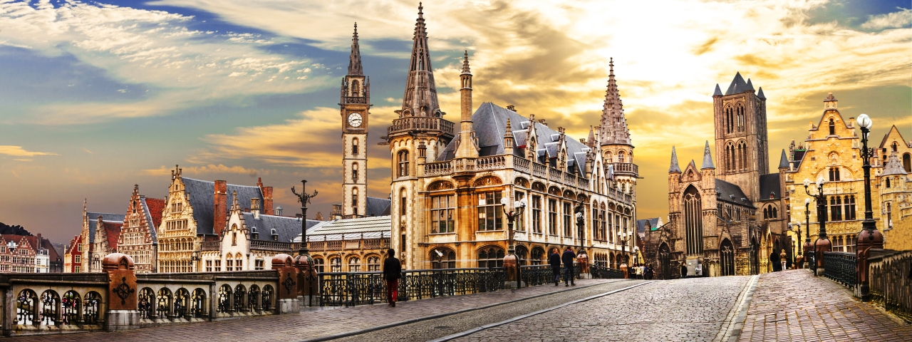 Private jet charter and flights to Belgium