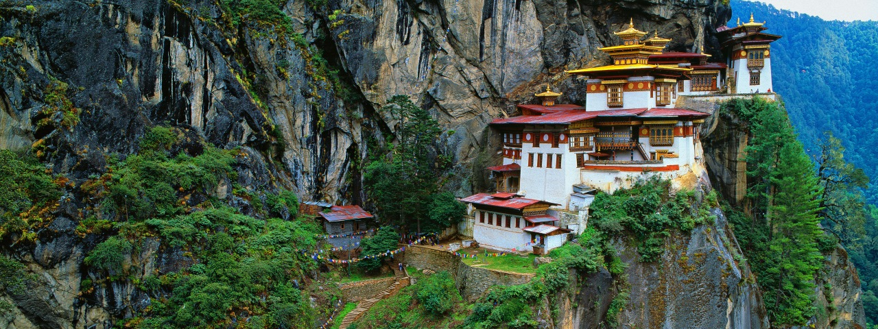 Private Jet Charter to Bhutan