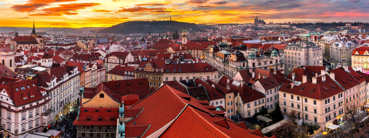 Private Jet Charter to Czech Republic