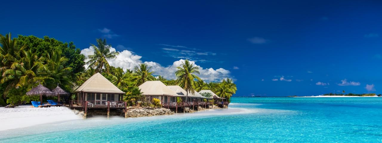 Private Jet Charter to Fiji