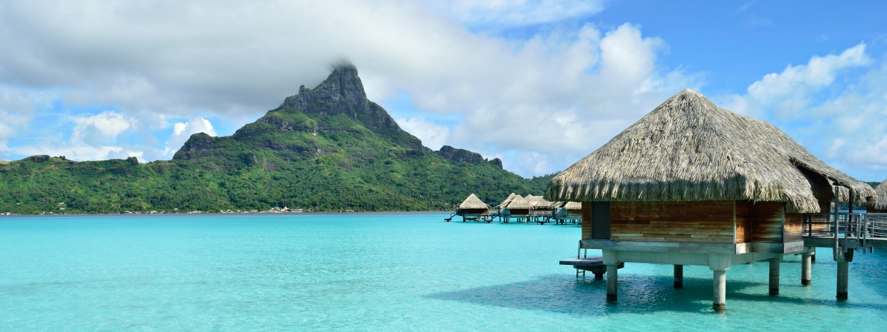 Private Jet Charter to French Polynesia