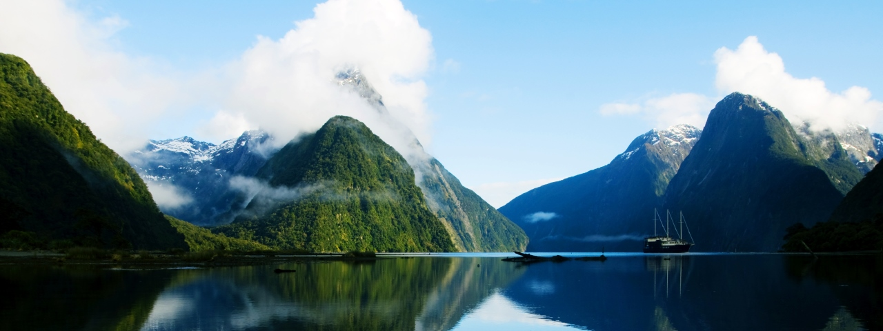 Private Jet Charter to New Zealand