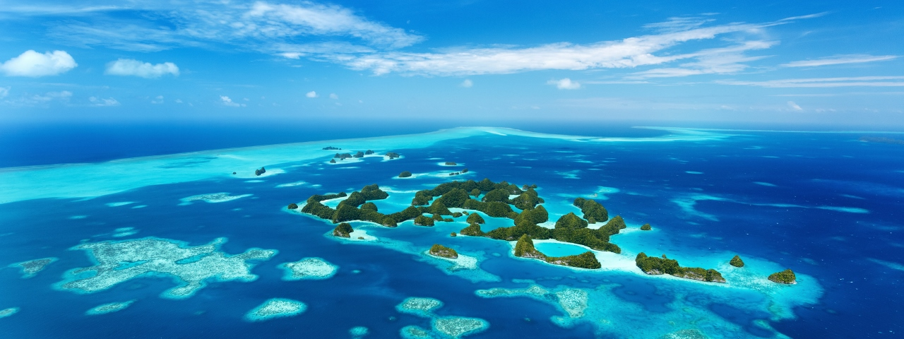 Private Jet Charter to Palau
