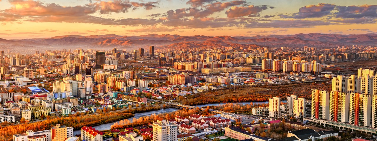 Private Jet Charter to Ulaanbaatar