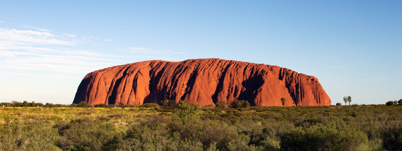 Private Jet Charter to Uluru-Kata Tjuta National Park