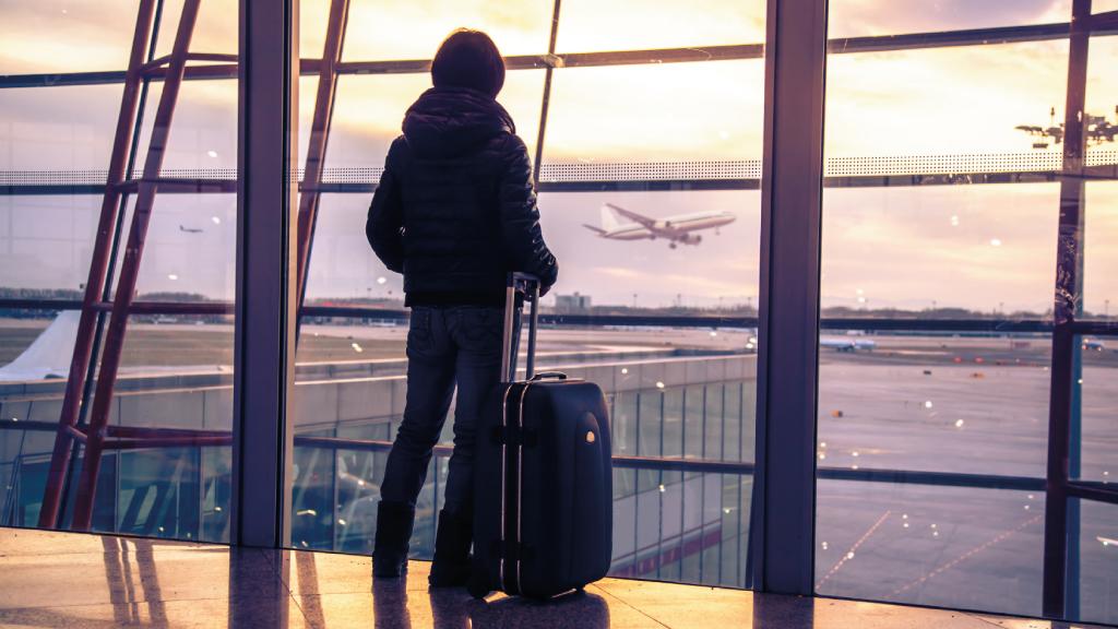 India airport - body