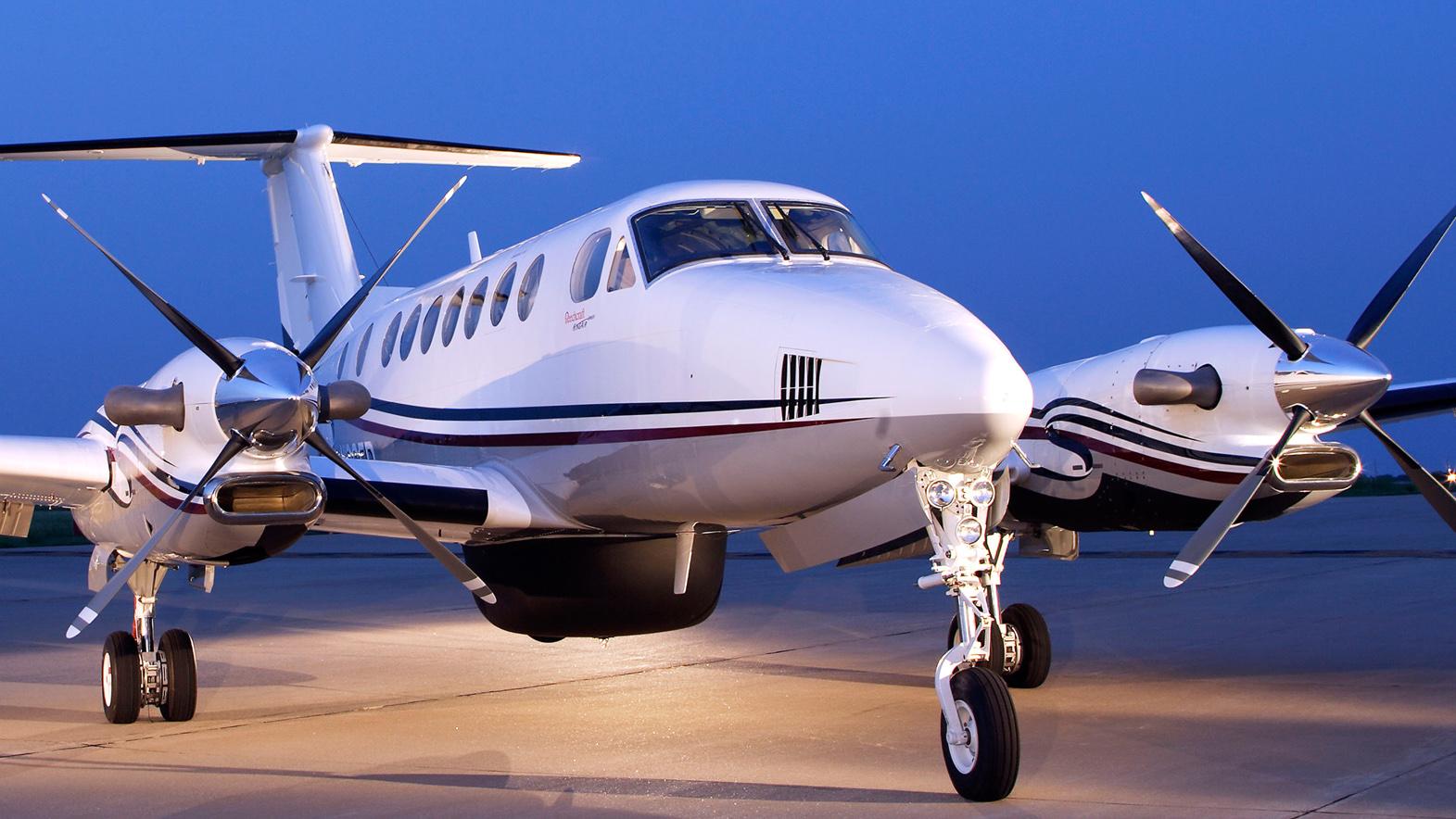 BEECHCRAFT KING AIR 350 350I