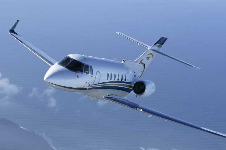 HAWKER BEECHCRAFT 800XP 850XP